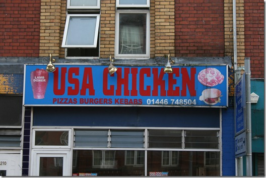 USA chicken