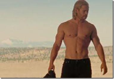 Thor no shirt