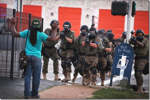 Ferguson riot 1